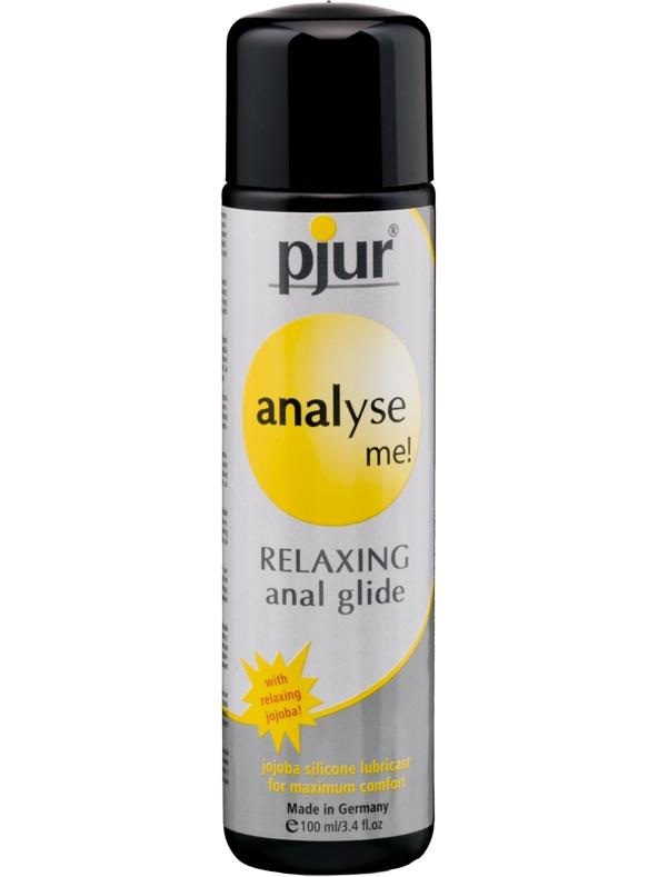 Pjur - Analyse Me - Silikonbaserat Analglidmedel (100 ml)