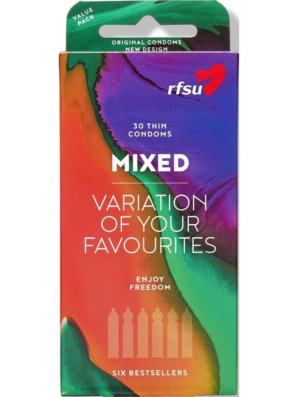 RFSU Mixpack (30-pack)