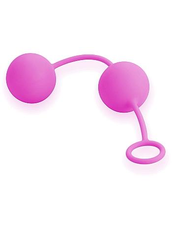 Shots Toys - Geisha Twin Balls Deluxe (rosa)