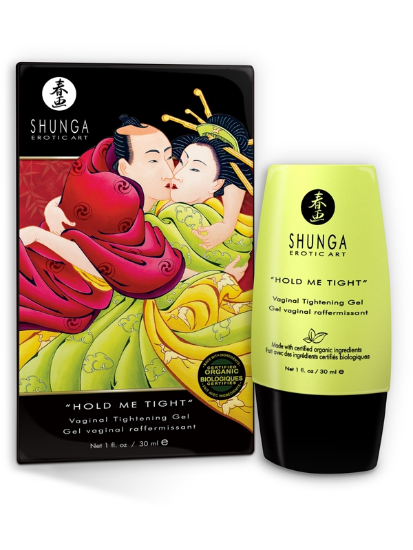 Shunga - Hold Me Tight, Vaginal Tightening Gel