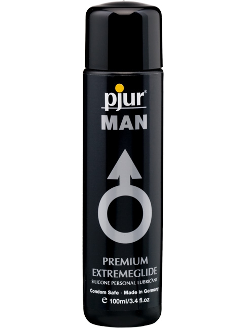 Pjur Man - Premium Extremeglide - Silikonbaserat Glidmedel