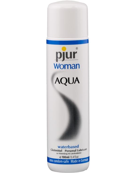 Pjur Woman Aqua (100 ml)