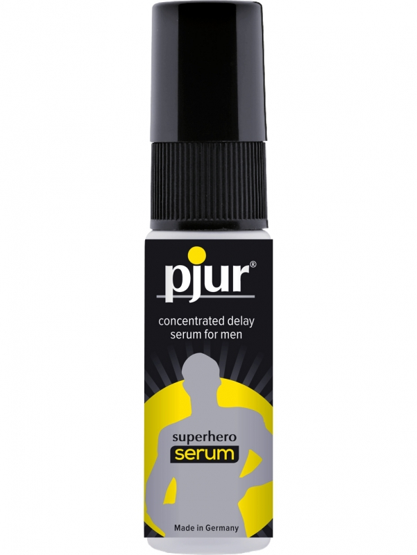 Pjur Superhero Serum - Fördröjningsspray (20 ml)