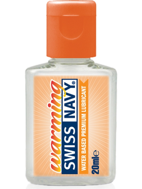 Swiss Navy - Warming (20 ml)