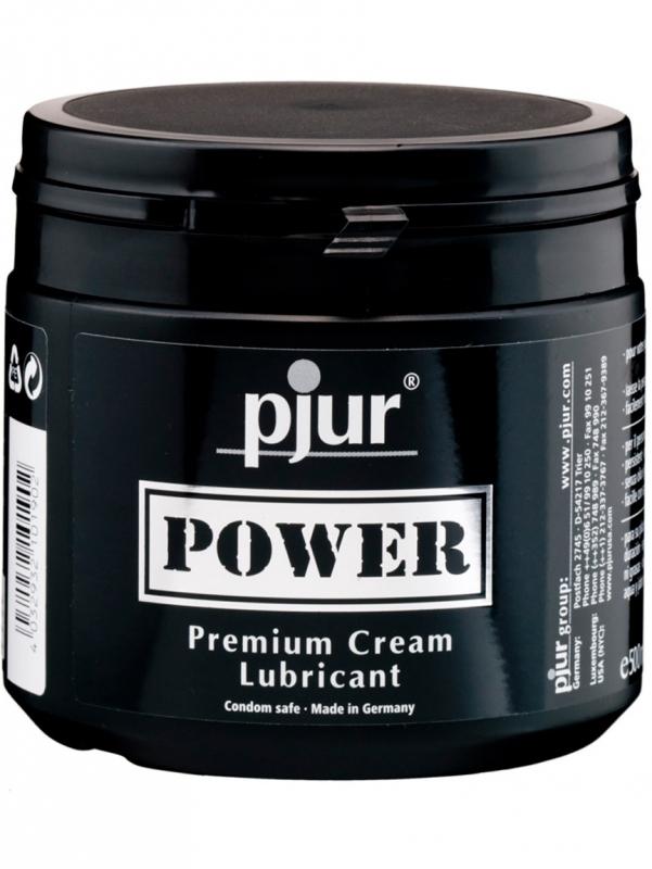 Pjur - Power, Premium Cream (500 ml)