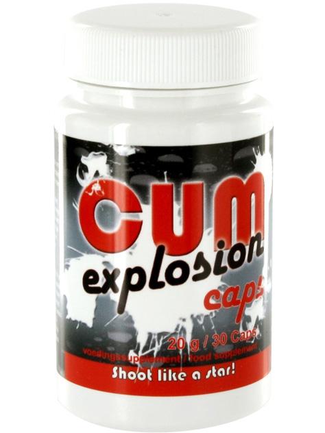 Cobeco - Cum Explosion Caps (30 tabletter)