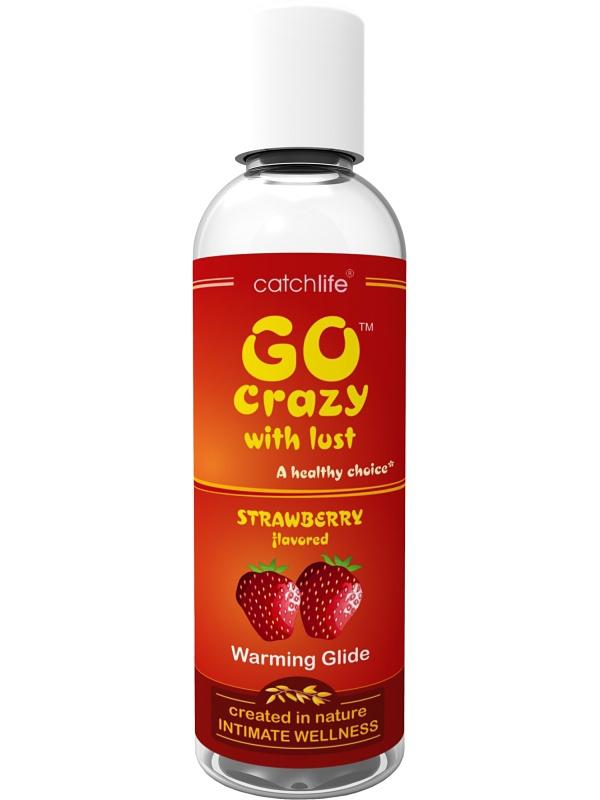 Catchlife - Go Crazy Strawberry (100 ml)