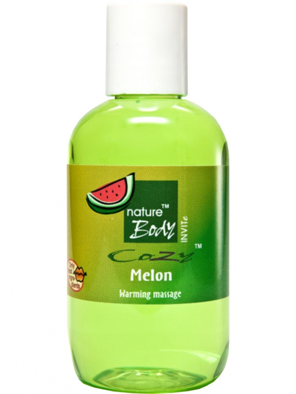 Nature Body - Melon Cozy Massage (100 ml)