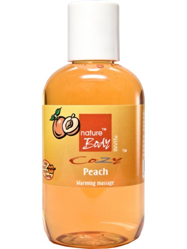 Nature Body - Peach Cozy Massage (100 ml)
