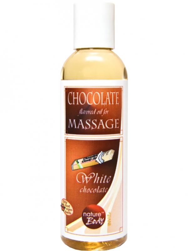 Nature Body - White Chocolate Massage (100 ml)