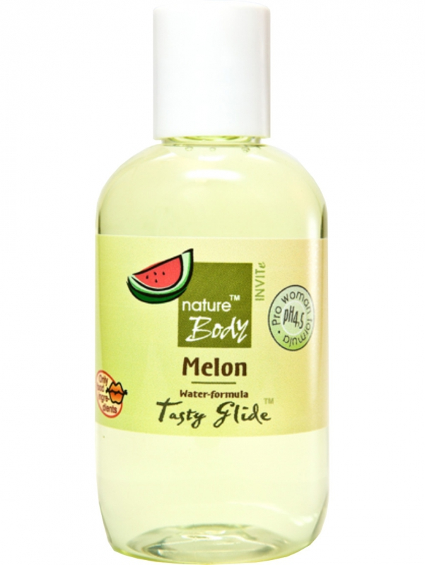 Nature Body - Melon Tasty Glide (100 ml)