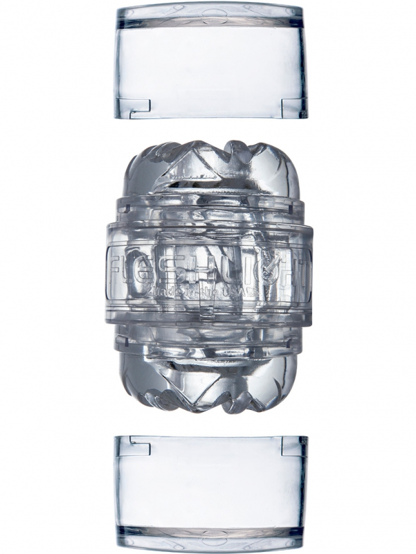 Fleshlight - Quickshot Masturbator (clear)