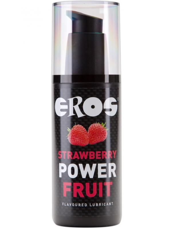 Eros Strawberry - Power Fruit (125 ml)