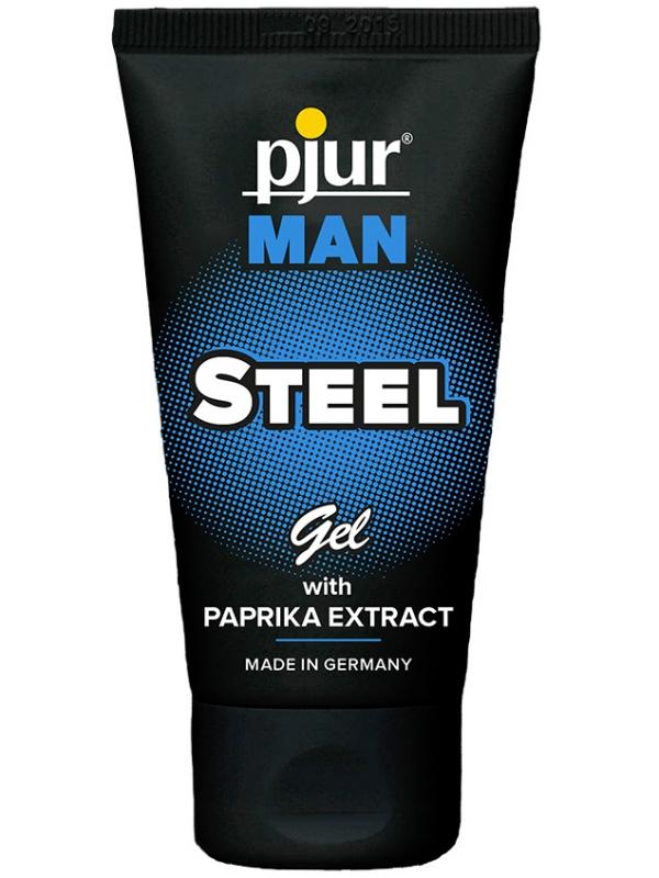 Pjur - MAN Steel Gel (50 ml)