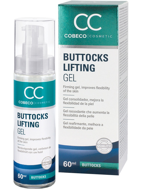 Cobeco - Buttlocks Lifting Gel (60 ml)