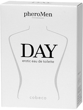 pheroFem - Eau De Parfum  - Day Man (15 ml)