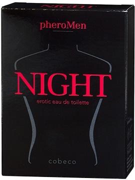 pheroFem - Eau De Parfum  - Night Man (15 ml)