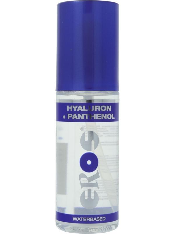 Eros - Hyaluron + Panthenol, Vattenbaserat glidmedel (100 ml)