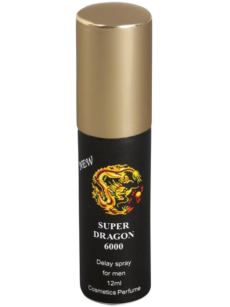 Super Dragon 6000 - Delay Spray (12 ml)