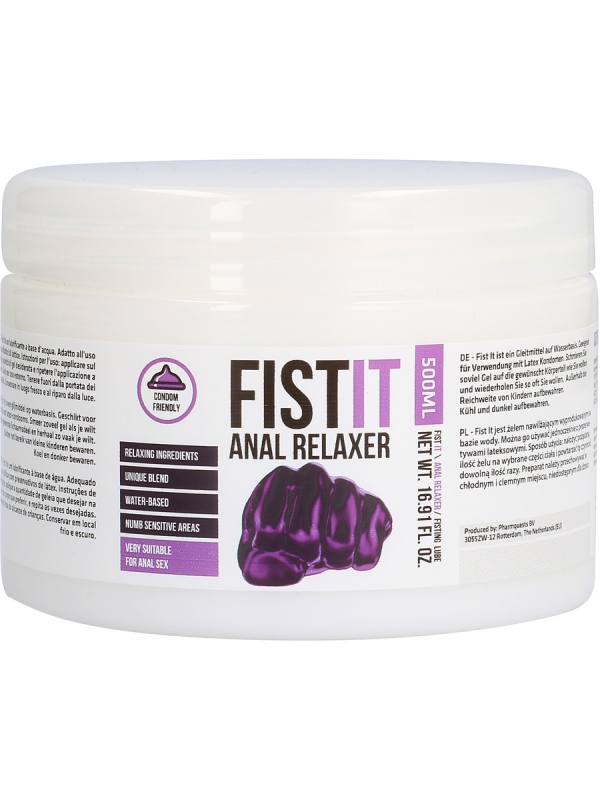 Pharmquests - Fistit Anal Relaxer