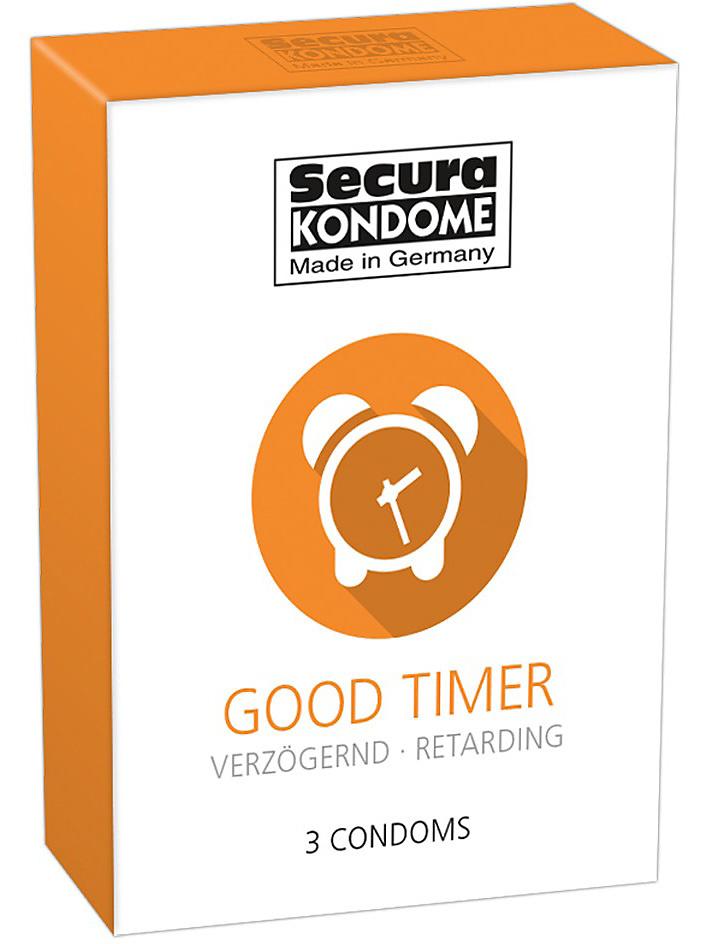 Secura - Good Timer (3-pack)