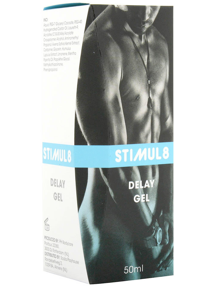 Stimul8 Delay Gel (50 ml)