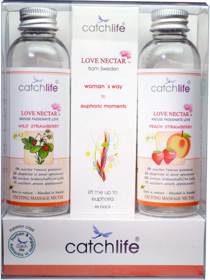 Catchlife - Love Nectar Woman's Way (2x75 ml)