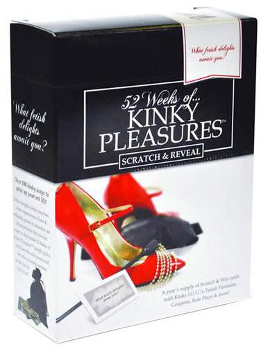 52 Weeks of Kinky Pleasures