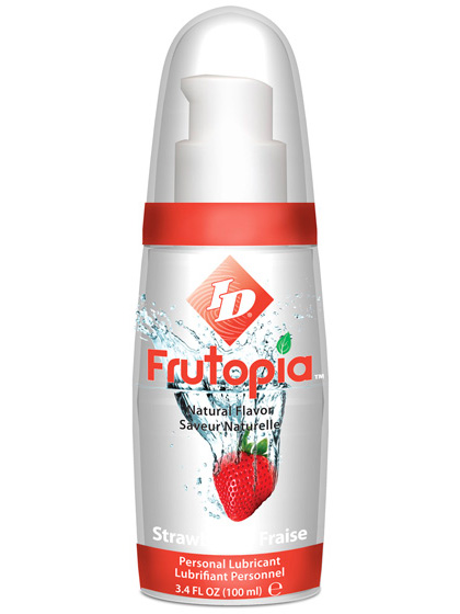 ID Frutopia - Jordgubb (100 ml)