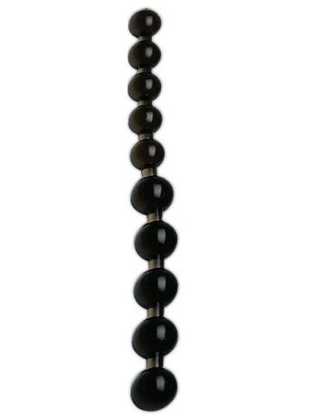 Anal Pearls (svart)