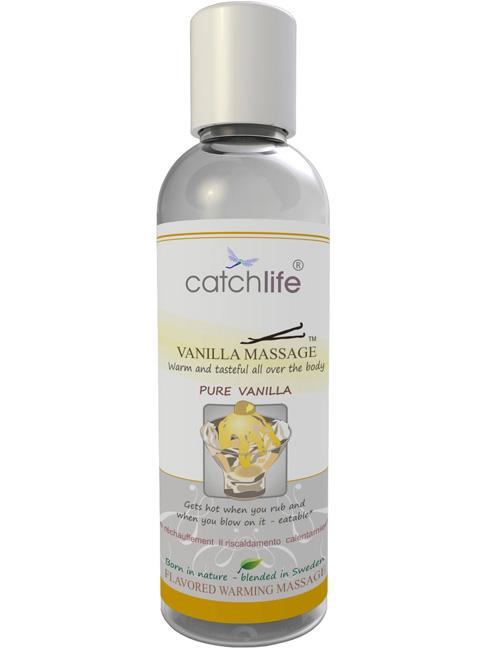 Vanilla Massage - Vanilj (100 ml)