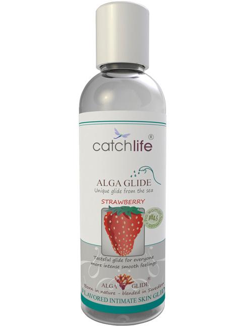 Catchlife - Alga Glide - Jordgubb (100 ml)