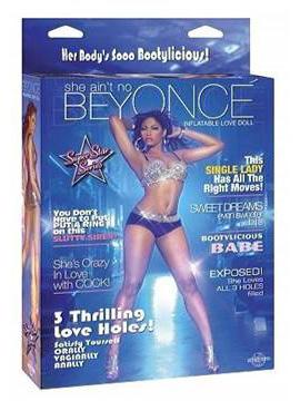 Beyoncé - Sexdocka