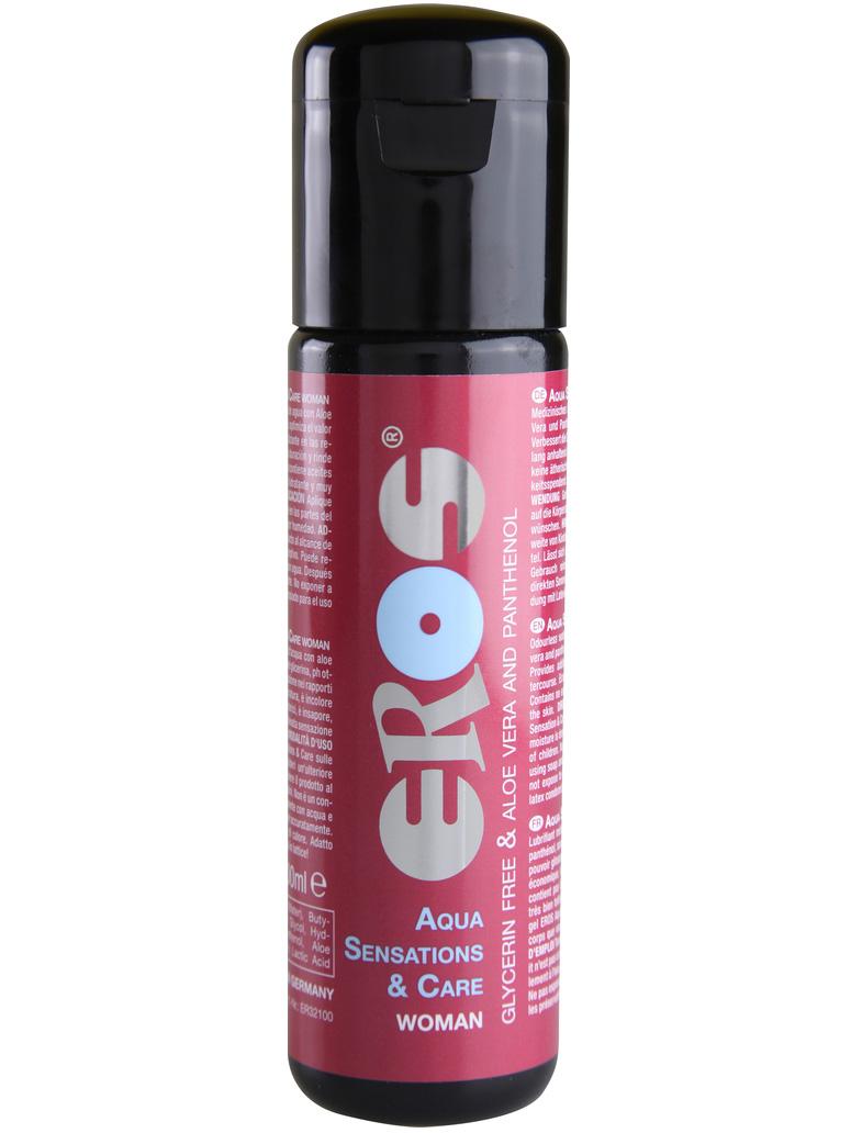 Eros Aqua Sensations & Care Woman (100 ml)