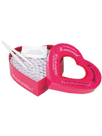 Romantic Heart - 100 utmaningar