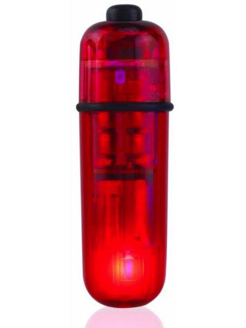 Screaming O - Glow Bullet (röd)