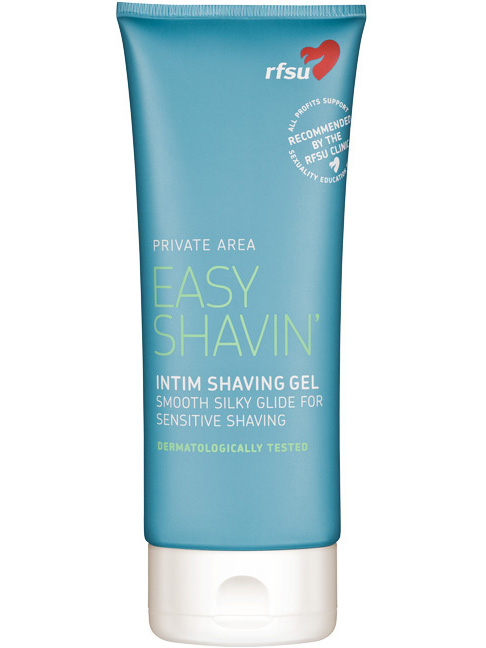 RFSU Easy Shavin' Intim Gel (200 ml)