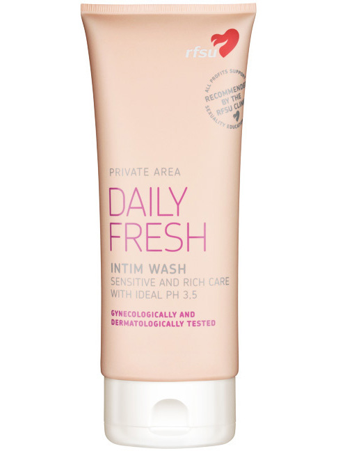 RFSU - Daily Fresh Intim Wash (200 ml)