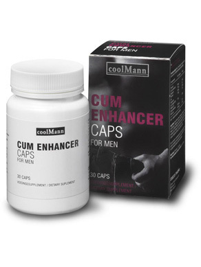 CoolMann - Cum Enhancer Caps