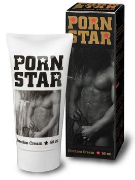 Porn Star Erektionskräm (50 ml)