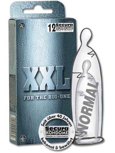 Secura XXL (12-pack)