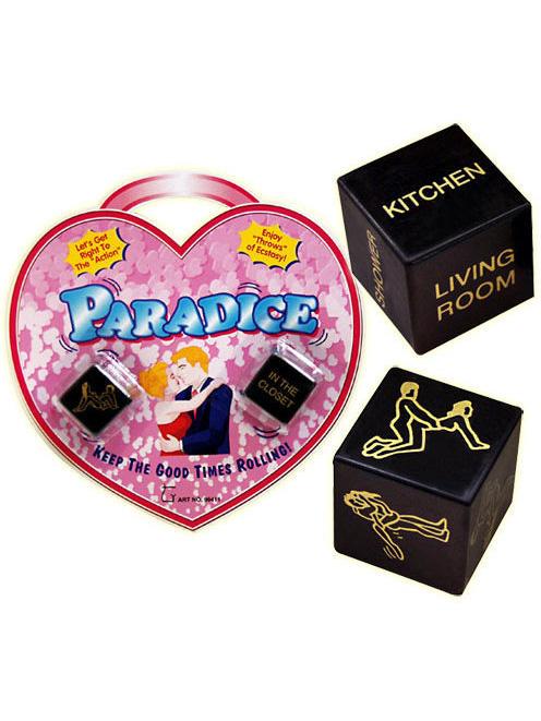 Paradice - Kärlekstärningar