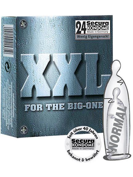 Secura XXL (24-pack)