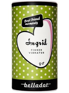 Belladot - Ingrid, Fingervibrator (rosa)