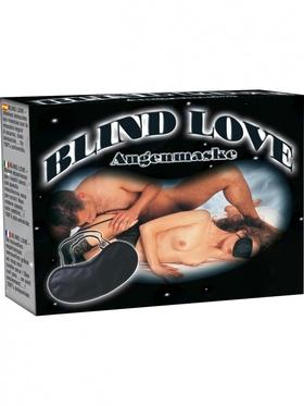 Blind Love - Ögonbindel (svart)