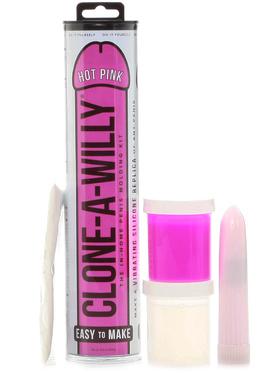 Clone-A-Willy Vibrerande Penisavgjutning (Hot Pink)