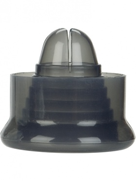 California Exotic - Universal Silicone Pump Sleeve (svart)