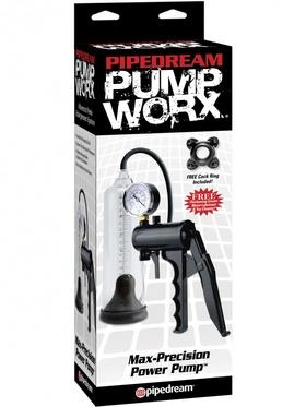 Pipedream Pump Worx - Max-Precision Power Pump