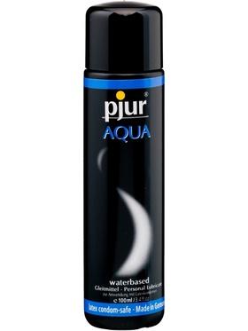 Pjur Aqua - Vattenbaserat Glidmedel (100 ml)