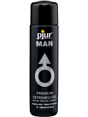 Pjur Man - Premium Extremeglide - Silikonbaserat Glidmedel (100 ml)
